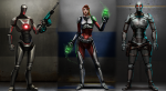 Герои красуются с оружием на концепт-артах новой Unreal Tournament - Изображение 2