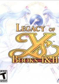 Обложка Legacy of Ys: Books I & II