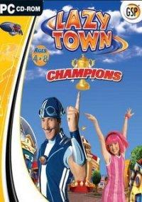 Обложка Lazy Town Champions