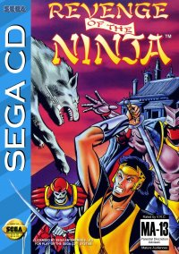 Обложка Revenge of the Ninja