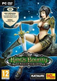 Обложка King's Bounty: Crossworlds