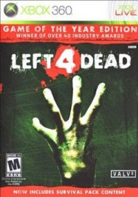 Обложка Left 4 Dead Game of the Year Edition