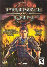 Обложка Prince of Qin