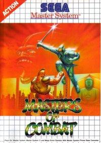 Обложка Masters of Combat