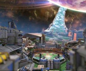 Rocket League отправилась в космос с бесплатной ареной Starbase Arc