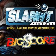 SlamIt Pinball: Big Score – фото обложки игры
