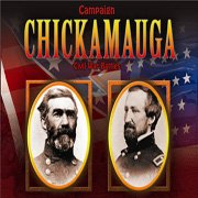 Обложка Civil War Battles: Campaign Chickamauga
