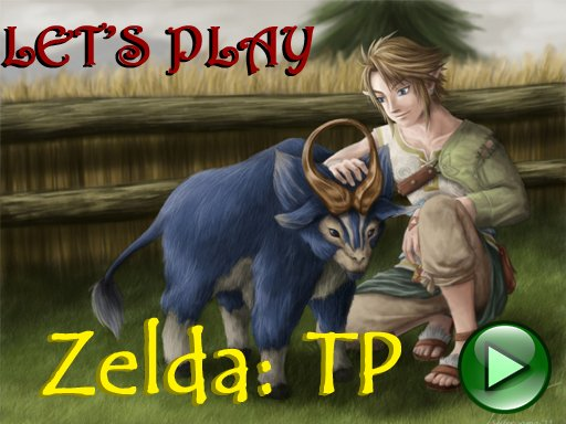 Let's Play ZELDA: Twighlight Princess. Часть 1