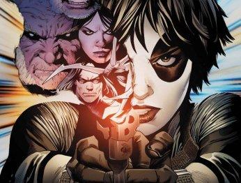 Оружие Икс: Небезупречные герои, сражающиеся с ужасными монстрами