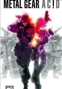 Metal Gear Acid – фото обложки игры