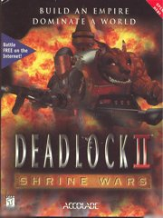Обложка Deadlock 2: Shrine Wars