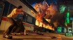 Герои Sunset Overdrive собирают вертолет на кадрах из игры. - Изображение 3