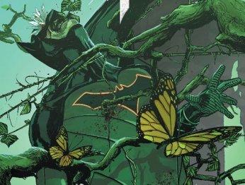 Неожиданный союз! Бэтмен и Болотная тварь расследуют убийство в Готэме