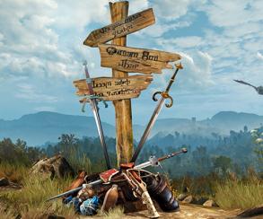В The Witcher 3 появится режим New Game Plus
