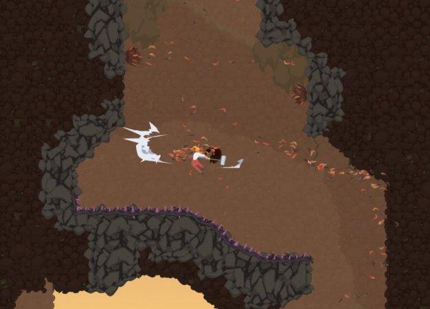 Prince of Persil: рецензия на Dustforce