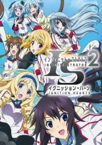 Обложка Infinite Stratos 2: Ignition Hearts