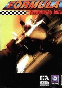 Обложка Formula 1 Championship Edition