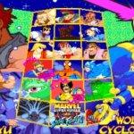 Скриншот Marvel Super Heroes vs. Street Fighter – Изображение 1