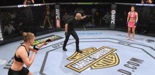 EA Sports UFC. Видео #8