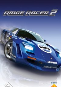 Обложка Ridge Racer 2