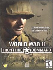Обложка World War II: Frontline Command