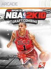 Обложка NBA 2K10: Draft Combine