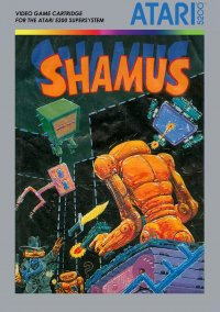 Обложка Shamus