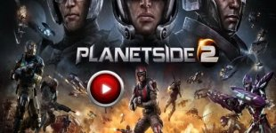 PlanetSide 2. Видео #12