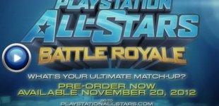 PlayStation All-Stars Battle Royale. Видео #13