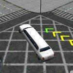 Скриншот Limousine 3D Driver Simulator – Изображение 4