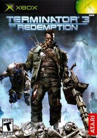 Обложка Terminator 3: The Redemption