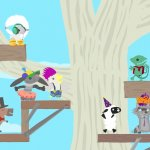 Скриншот Ultimate Chicken Horse – Изображение 3