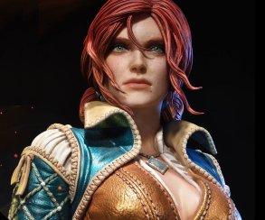 Новая статуэтка Трисс из«Ведьмака 3» стоит как PS4 Pro состопкой игр
