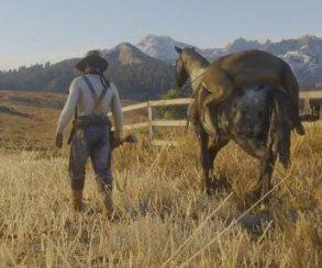 Владельцев PlayStation 4 ждут бонусы вонлайне Red Dead Redemption2