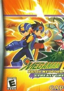 Mega Man Battle Network 6: Cybeast Gregar