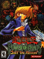 Обложка Yu-Gi-Oh! Power of Chaos: Joey the Passion