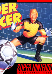 Обложка Super Soccer