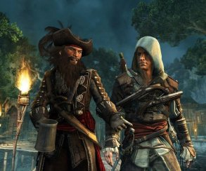 Assassin's Creed 4: Black Flag. Новые скриншоты