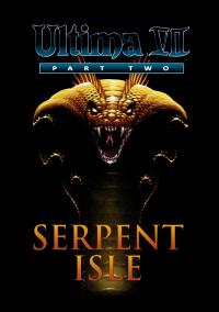 Обложка Ultima 7: Serpent Isle