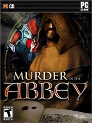 Обложка Murder in the Abbey