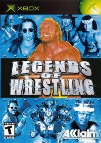 Обложка Legends of Wrestling