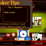 Скриншот PlayScreen Poker 2