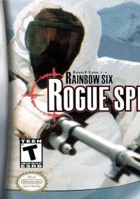 Обложка Tom Clancy's Rainbow Six: Rogue Spear