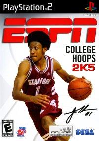 Обложка ESPN College Hoops 2K5