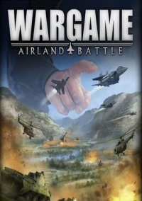 Обложка Wargame: AirLand Battle