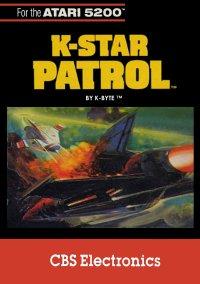 Обложка K-Star Patrol