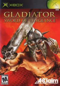 Обложка Gladiator: Sword of Vengence