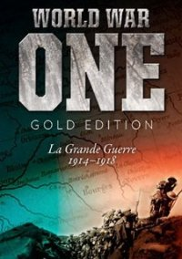 Обложка World War One Gold Edition