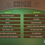 Скриншот Poker Simulator – Изображение 15