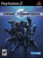Обложка Gene Troopers